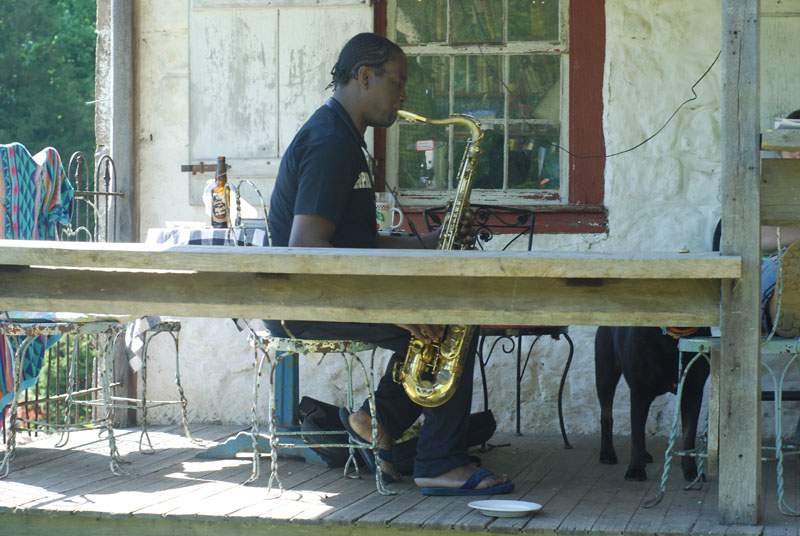 Musique à Cherrymont Farm Reading (PA)